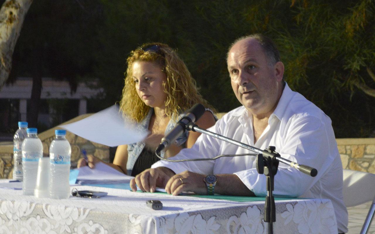 Λογοδοσία τετραετίας από τον Γ. Μαρινάκη (video)