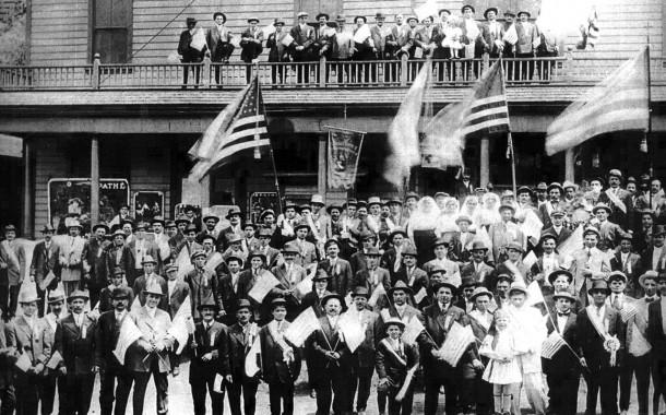 Οι πρώτοι Μεγαρίτες μετανάστες στην Αμερική