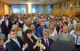 Πραγματοποιήθηκε η ορκωμοσία των Νεοεκλεγέντων στο Δήμο Μεγαρέων