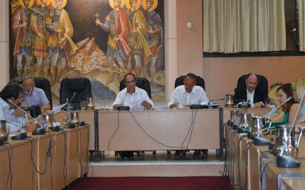 Συνεδριάζει το Τοπικό Συμβούλιο Μεγάρων