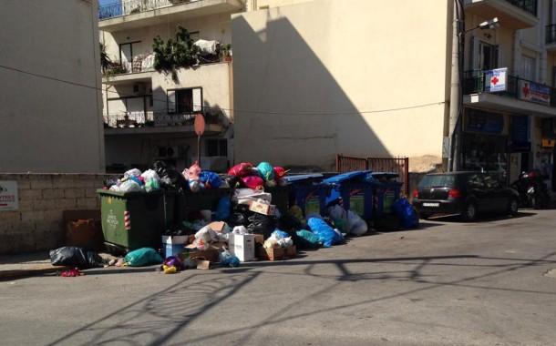 Βουνά τα σκουπίδια