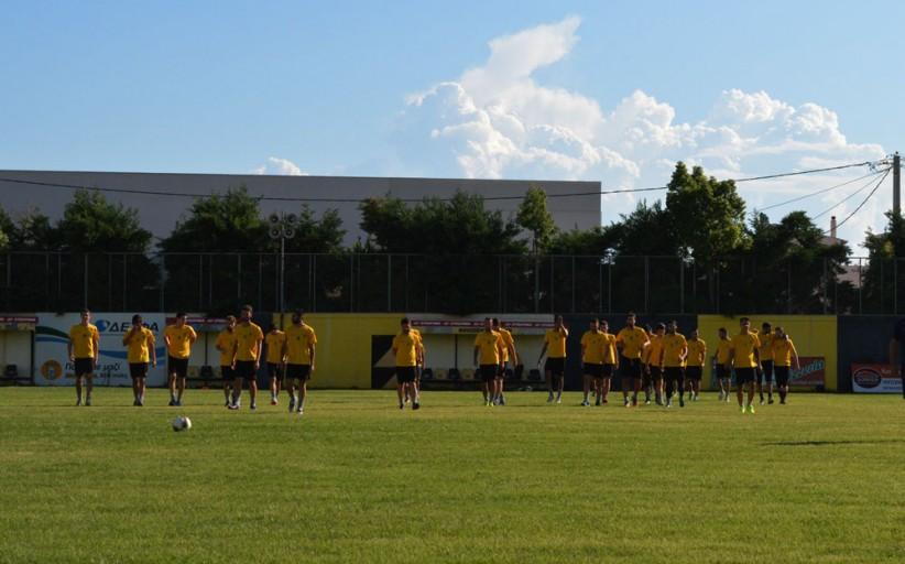 Βύζας Μεγάρων-Πανελευσινιακός 0-0