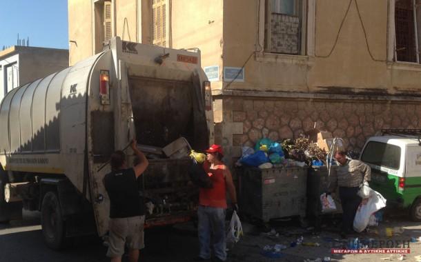 Έκτακτες συσκέψεις στο Δήμο Μεγαρέων κατά του ΧΥΤΥ