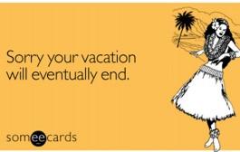Αποχαιρετώντας τις διακοπές…