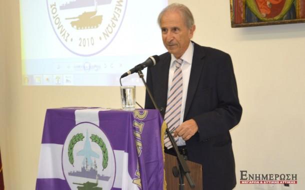 Παρουσίαση βιβλίων του Χρ. Σύρκου