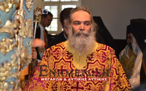 Την Κυριακή στον Άγιο Δημήτριο ο Μητροπολίτης Αδριανουπόλεως Αμφιλόχιος