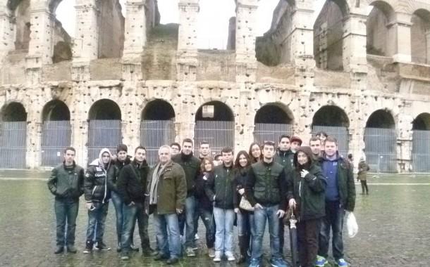 Ταξίδι στην Ιταλία για το ΕΠΑΛ Μεγάρων