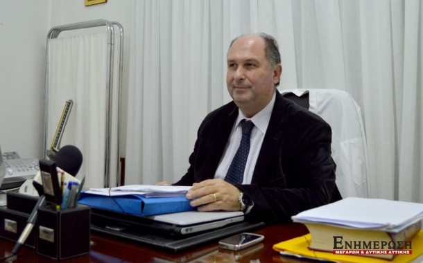 Ο Γ. Μαρινάκης για την υπόθεση της Ρεβυθούσας