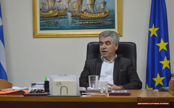 Διαμόρφωση των πεδίων βολής Κανδηλίου από τον Δήμο Μεγαρέων