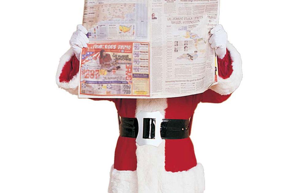 Τα απίστευτα του συνεδρίου Δυτ. Αττικής & μια χριστουγεννιάτικη ιστορία