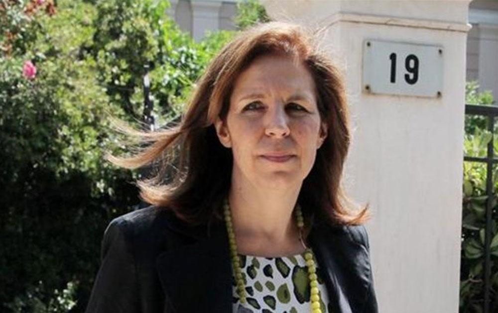 Εύη Χριστοφιλοπούλου:Ερώτηση στη Βουλή για τα ορυχεία στα Γεράνεια