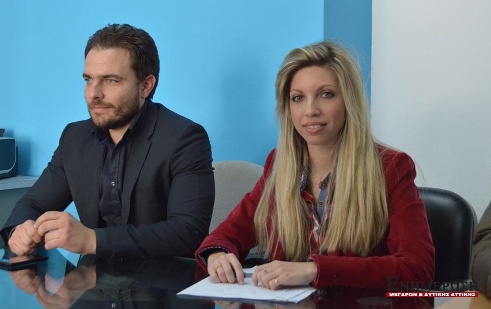 Γεωργία Καρδάτου: «Αλλαγή σημαίνει νέα πρόσωπα»