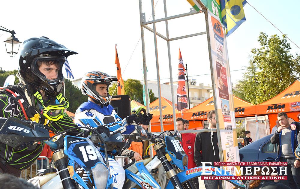 Ρεκόρ συμμετοχών και καλών εντυπώσεων στο 14ο Μεγαρικό Enduro