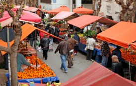 Μεταφέρεται η Λαϊκή Αγορά