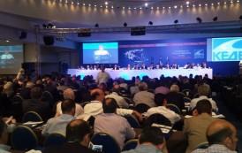 Στο Συνέδριο της ΚΕΔΕ στη Θεσσαλονίκη Σταμούλης-Κοσμόπουλος