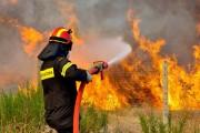 Υπό έλεγχο η φωτιά στην Κινέτα