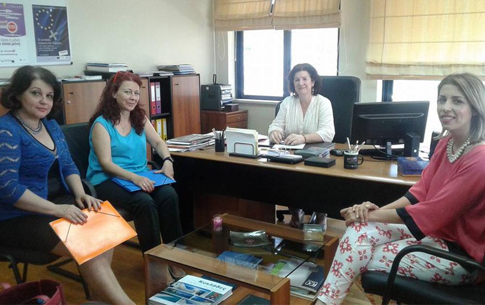 Δημιουργία Συμβουλευτικού Κέντρου Γυναικώνστο Δήμο Μεγαρέων