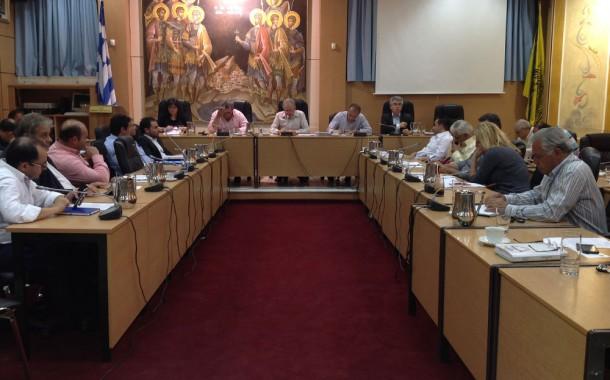 Τα οικονομικά της ΔΕΥΑΜ στο Συμβούλιο