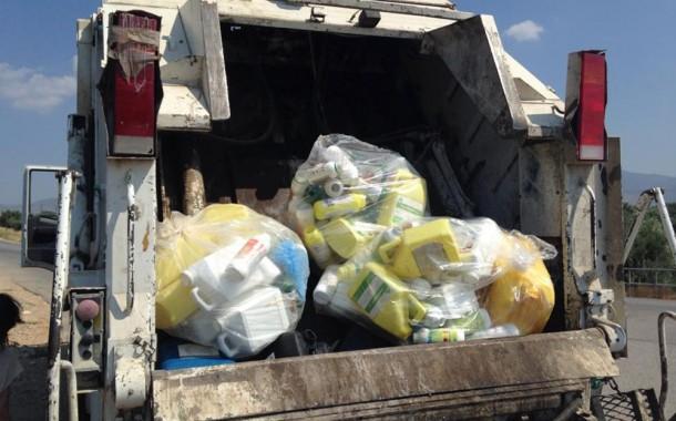 Ανακύκλωση συσκευασιών φυτοφαρμάκων