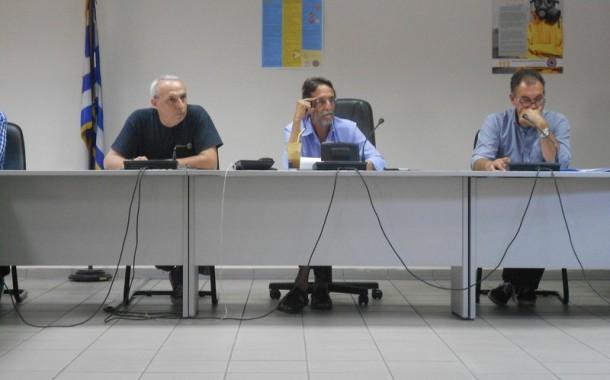 Σύσκεψη για τις βιομηχανίες της Δυτ. Αττικής