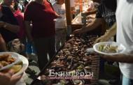 Γιορτή Οστράκων στο Λιμάνι Νέας Περάμου