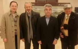 Στην Κίνα πάλι εκπρόσωποι του Δήμου Μεγαρέων