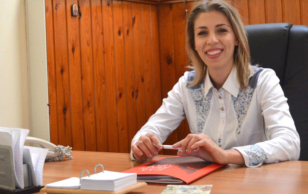 Απάντηση της Βανέσσας Μαυροειδή, Αντιδημάρχου Κοινωνικών Υπηρεσιών του Δήμου Μεγαρέων στον Δημοτικό Σύμβουλο κ. Γιάννη Μιχάλαρο