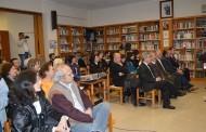 Παρουσίαση του βιβλίου του Γιάννη Ξανθούλη στη Δημοτική Βιβλιοθήκη