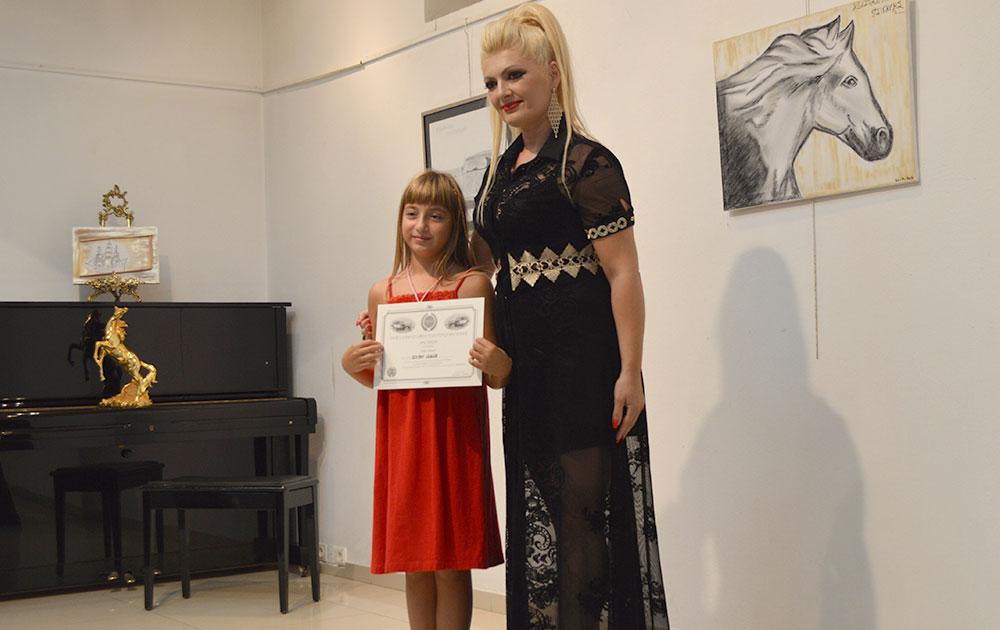 1η Ετήσια Παιδική Θεματική Έκθεση Ζωγραφικής Δυτ. Αττικής από την ΠΕΠΤ στα Μέγαρα