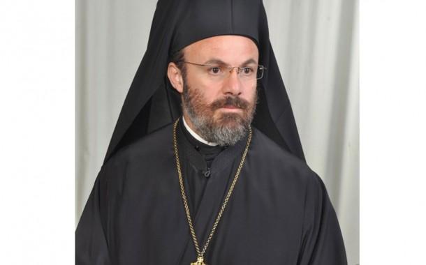Πατριαρχικός Επίτροπος Πατριαρχείου Αλεξανδρείας ο π. Νάρκισσος