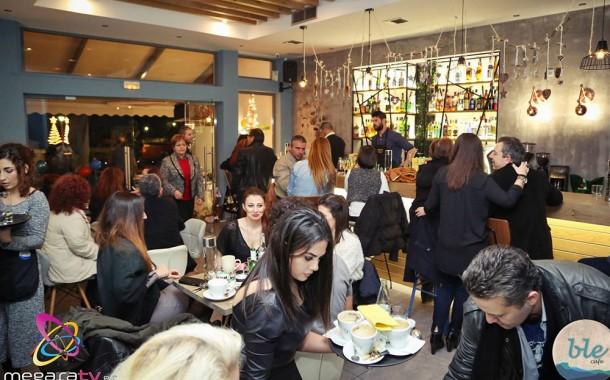 """Εγκαίνια στο """"Ble Café"""" στην Πάχη"""