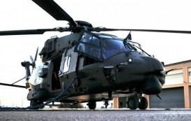 13ο ελικόπτερο στο Τάγμα Ελικοπτέρων Αεροπορίας Στρατού στην Πάχη