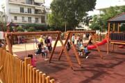Περιφέρεια Αττικής: Ανάπλαση παιδικής χαράς στον Δήμο Μεγαρέων για την ασφάλεια των παιδιών