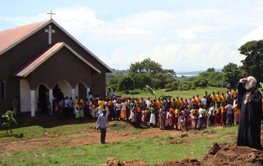 Μοναστήρι Αγίας Παρασκευής στην Ουγκάντα