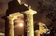 Πανσέληνος στους αρχαιολογικούς χώρους των Μεγάρων & στο λιμάνι Νέας Περάμου