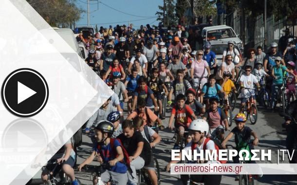 Βίντεο: Ποδηλατικός Γύρος Μεγάρων από τον