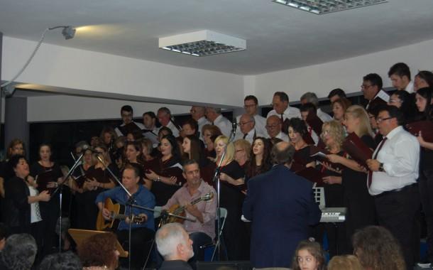 Βίντεο από την εκδήλωση: 35 χρόνια Χορωδία Μεγάρων