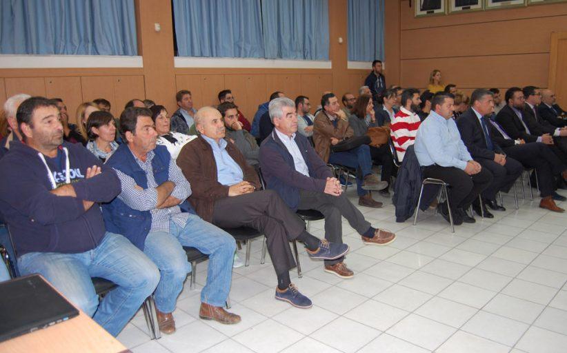 Αγροτικός Συνεταιρισμός: Ενημέρωση για προγράμματα & θέματα του κλάδου