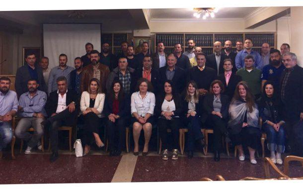 Το ψηφοδέλτιο του Ανδριανού Μιχάλαρου στις εκλογές του ΒΕΠ