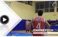 Αγώνας μπάσκετ Γυμναστικός-Απρόβλεπτοι