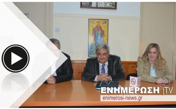 Bίντεο: Υποψήφιος Πρόεδρος Επαγγελματικού Επιμελητηρίου Πειραιά ο Κώστας Μαρκουλιδάκης
