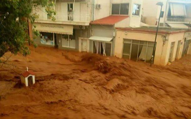 Εφάπαξ επίδομα σε πλημμυροπαθείς