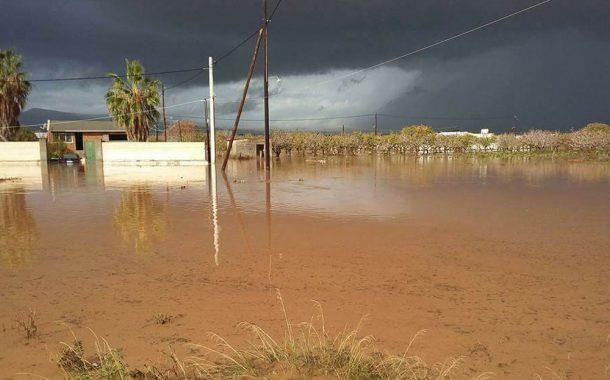 13 συλλήψεις για πλιάτσικο σε πλημμυροπαθείς