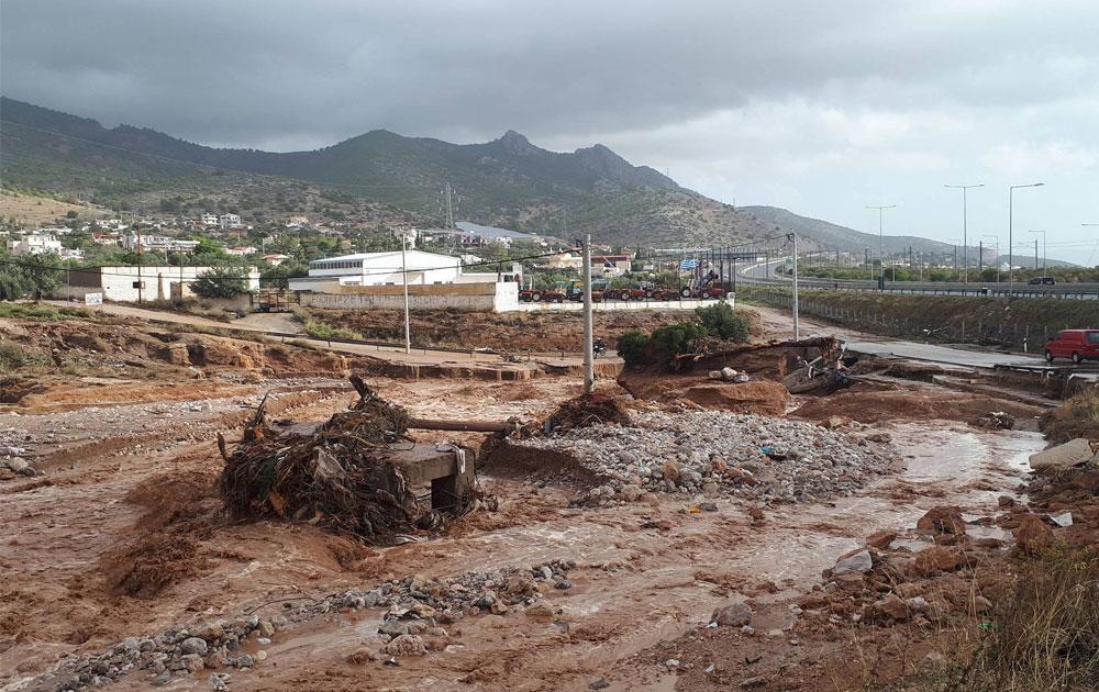 Από σήμερα η χορήγηση επιδόματος 5.000 ευρώ σε πλημμυροπαθείς