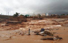 Ένας χρόνος μετά τις πλημμύρες σε Ν. Πέραμο-Μάνδρα