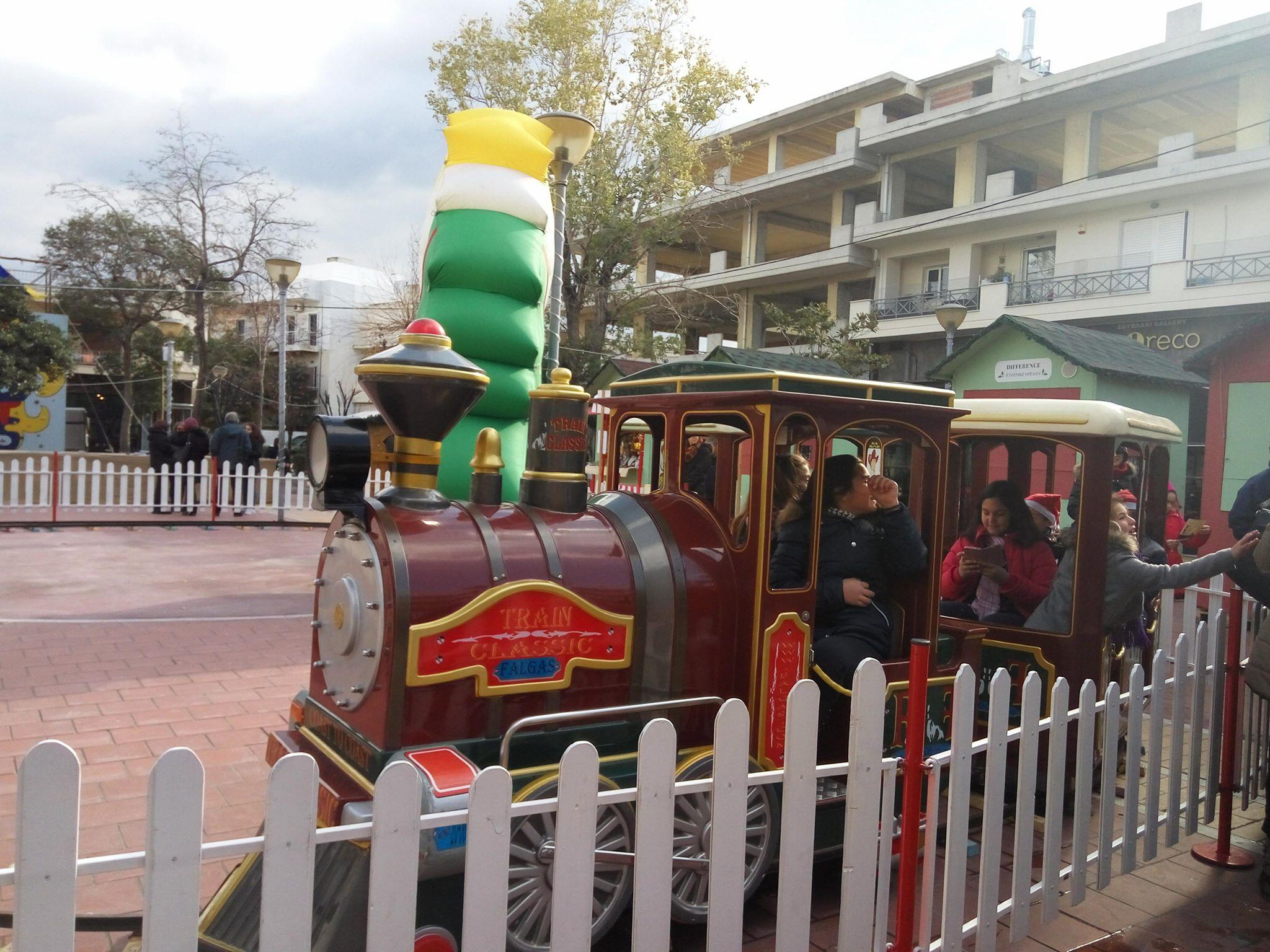 Χριστουγεννιάτικο Χωριό και φέτος στην πλατεία Λιτάρα