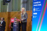 Ρ. Δούρου: «Ο Περιφερειακός Σχεδιασμός Διαχείρισης Απορριμμάτων πρέπει να προχωρήσει»