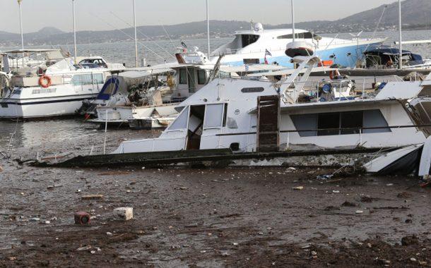 Ανάγκη για απορρύπανση του λιμανιού Νέας Περάμου