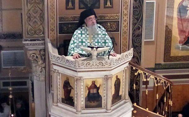 βίντεο: Το πρώτο κήρυγμα του π. Χρυσόστομου Κουλουριώτη