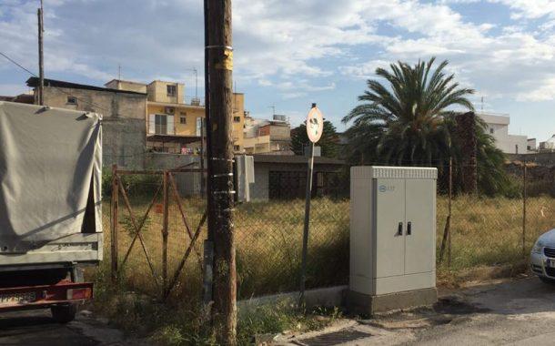 Εστία μόλυνσης στο κέντρο των Μεγάρων σε οικόπεδο της ΔΕΗ